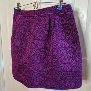 HD in Paris   Anthropologie skirt with pockets!